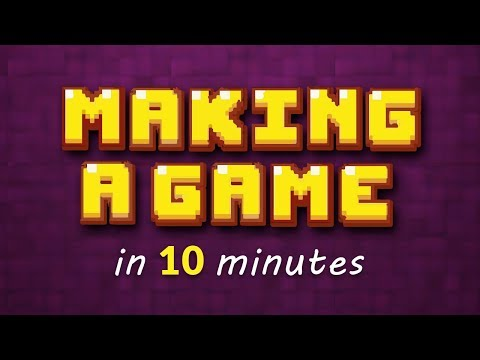 Xxx Mp4 MAKING A GAME IN 10 MINUTES 3gp Sex