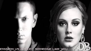 Eminem vs Adele - Someone like you