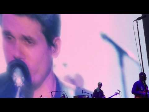 John Mayer - Who Says & Stop This Train - Madison Square Garden NYC 452017