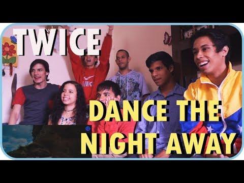 TWICE(트와이스) 'DANCE THE NIGHT AWAY' MV REACTION [TRAINEES COMPANY] NOS VAMOS DE PLAYA!