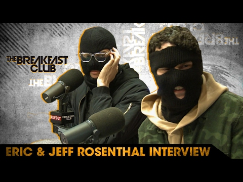 Eric & Jeff Rosenthal Talk Their Unconventional Interviews Hip Hop Sketch Comedy & More