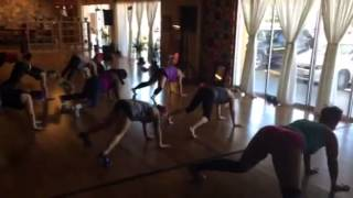 Booty Werk-Austin, TX-Tiempo Dance Studio-Make It Nasty by Tyga