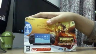 Purchased PSP from OLX.com unboxing and first looks in हिन्दी/Hindi