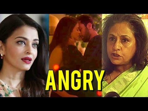 Xxx Mp4 Jaya Bachchan Calls Aishwarya Rai SHAMELESS Hot Scene Ae Dil Hai Mushkil 3gp Sex
