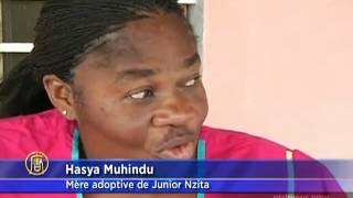 Un Congolais raconte son histoire d'enfant soldat