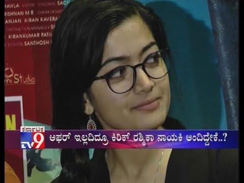 Xxx Mp4 Rashmika Mandanna Is Not Yash S Heroine For Rana 3gp Sex
