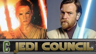 Is Rey Related To Obi-Wan Kenobi? - Collider Jedi Council