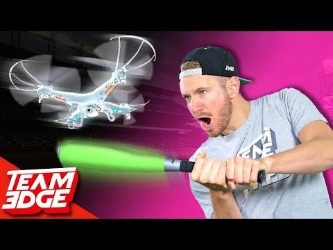 Drone Baseball Challenge
