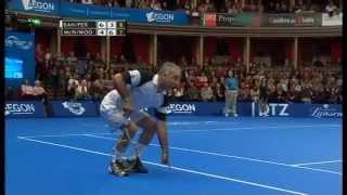 Mansour Bahrami - tennis magic!