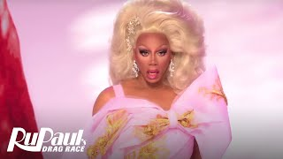Mother Has Arrived! | RuPaul's Drag Race Season 9 Finale | VH1