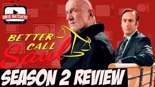 BETTER CALL SAUL Season 2 Review (Spoiler Free!)