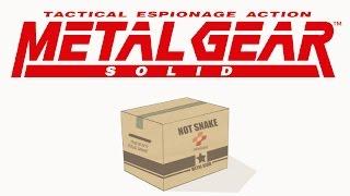 Solid Gear Metal