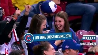 Reds Troll Cubs Fans With Bandwagon Cam