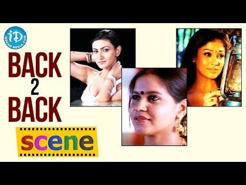 Back To Back Romantic Scenes || Anushka, Kajal, Ileana, Tapsee || Romance Of The Day