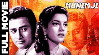 Munimji (1955) Hindi Full Movie | Dev Anand Nalini, Jaywant, Pran| Hindi Classic Movies
