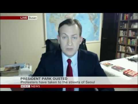 FUNNIEST TV LIVE MOMENT ON BBC NEWS Children interrupts BBC News Interview FULL