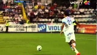 Karim Boutadjine: Pandurii - Otelul Galati 3 - 2