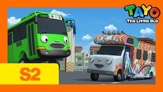 Tayo S2 EP11 Rogi's Special Guest l Tayo the Little Bus