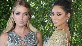 Shay Mitchell & Ashley Benson HOT 2016 Teen Choice Awards Fashion