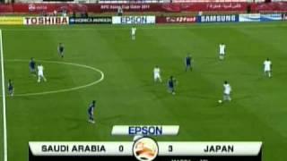 تهزيئ عبدالله الحربي للعيبة المنتخب السعوية بعد الخسارة من اليابان 5 0