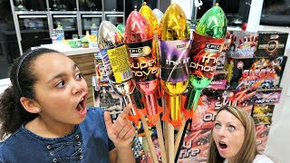 £5000 On Fireworks! Happy New Year 2018 | Toys AndMe Special