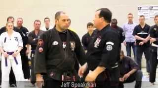 Ed Parker and Jeff Speakman on What is Kenpo