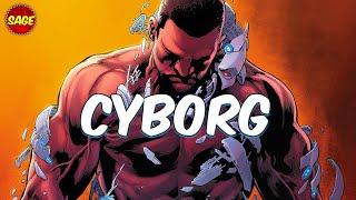 Who is DC Comics Cyborg? Man or Machine?