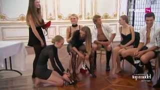 Austria's next Topmodel Boys & Girls Episode 1 - Part 2