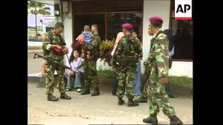 More soldiers sent to troubled province