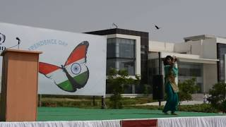 Stunning Dance performance by RNBians on Independence Day