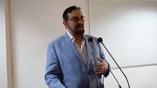 An inspirational Speech by International Fame Actor Kabir Bedi