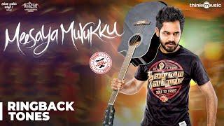 Meesaya Murukku Dialogue Ringback Tune Codes   Hiphop Tamizha   Aathmika   Vivek   (India)