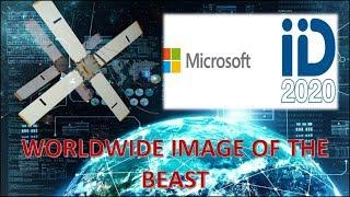 ID 2020 Digital Identity. Microsoft Satellites. California Banning Bible. SDA Blue Law Persecution