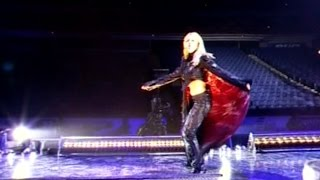 Britney Spears - Oops!... I Did it Again (Dream Within a Dream Tour Rehearsal)