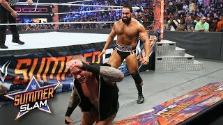 Rusev ambushes The Viper: SummerSlam 2017 (WWE Network Exclusive)