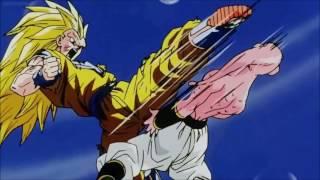 Dragon Ball Z Goku Super Saiyan 3 AMV - Sick Of It - YouTube