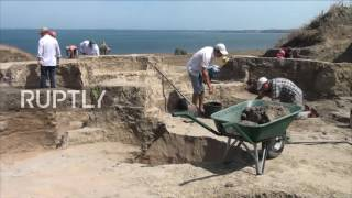 Russia: Archaeologists unearth Persian King Darius I