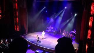 Jussie Smollett, Yazz The Greatest perform