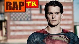 Rap do Superman // O Homem De Aço // TK RAPS