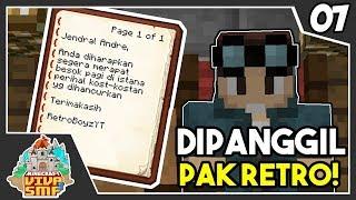 Dipanggil Pak Retro!!! ~ Minecraft VIVA SMP Season 3 Episode 7