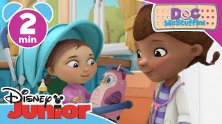 Doc McStuffins | Baby Shower | Disney Junior UK