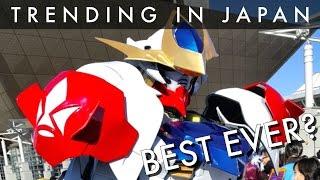 Best Gundam Cosplay EVER?! Comiket 2016
