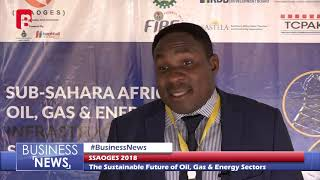 SUB SAHARAN AFRICA OIL, GAS AND ENERGY SUMMIT 2018 BUSINESS NEWS 11th OCTOBER 2018