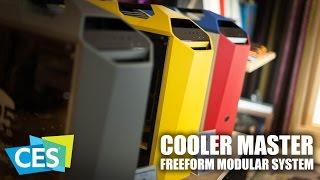 CES 2017: Cooler Master Freeform Modular System