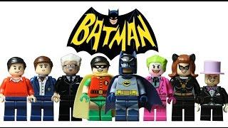 Lego Batman Classic Tv Seies Knockoff from Aliexpress