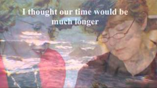Mother I Miss You (with lyrics) - a Tribute