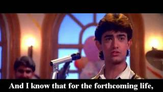 'Papa Kehte Hain Bada Naam' (Movie: QAYAMAT SE QAYAMAT TAK - 1988)- With English Subtitle..