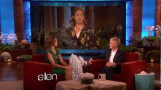 Eva Mendes on Ryan Gosling!