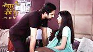 Astha & Shlok's ROMANTIC BEDROOM SCENE in Iss Pyaar Ko Kya Naam Doon 2 16th April 2014 FULL EPISODE