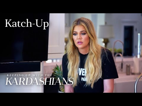 Keeping Up With the Kardashians Katch Up S12 EP.15 E